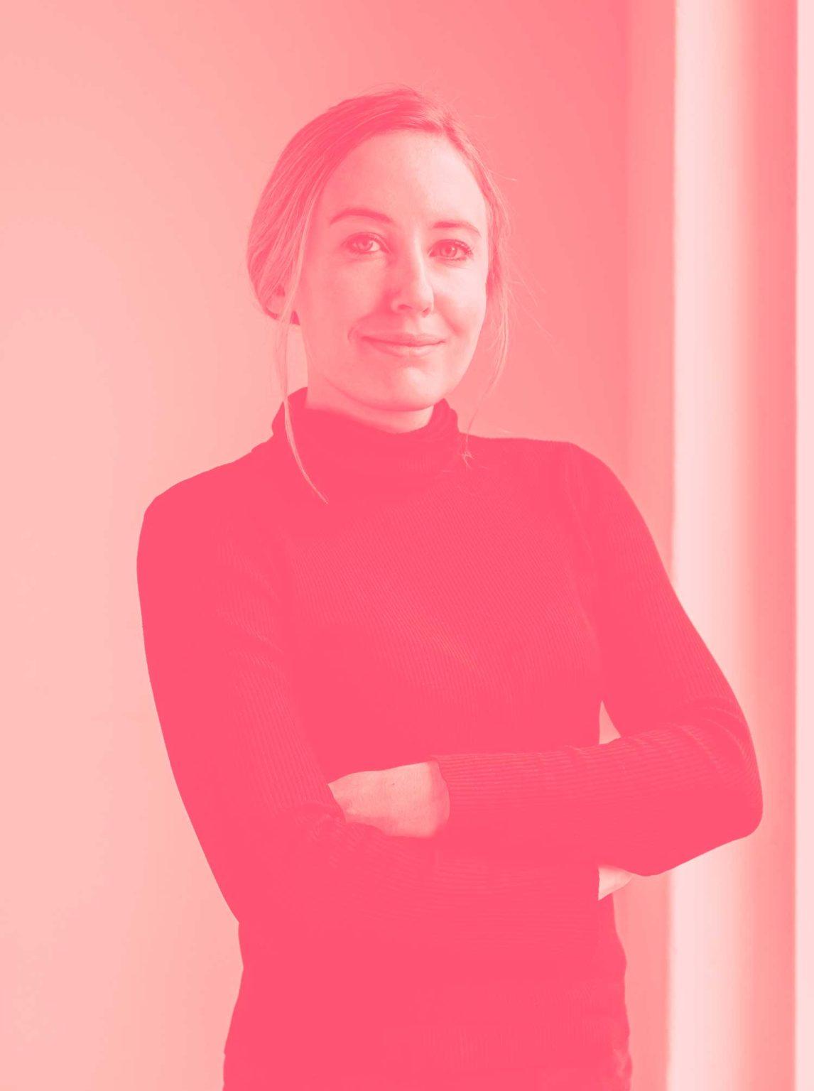 Greta - Senior Political Communication Managerin